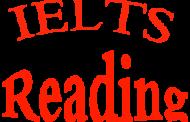 Reading آیلتس آکادمیک: سوال ها و نکات مهم